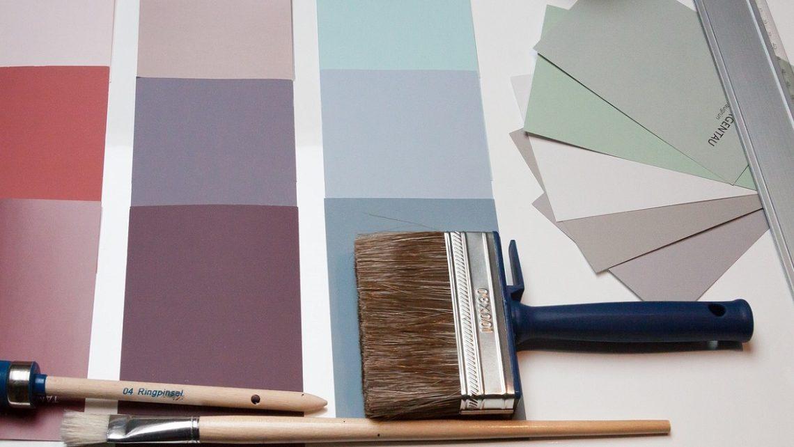 scelta della vernice